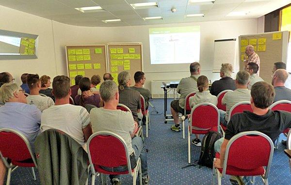 Workshop 5-Jahres-Überprüfung