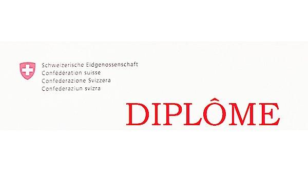 Eidg. Diplom f