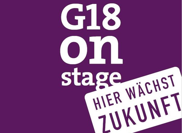 G18 on stage