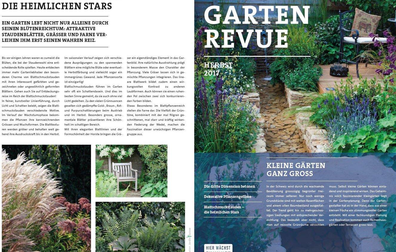 GartenRevue Herbst 2017
