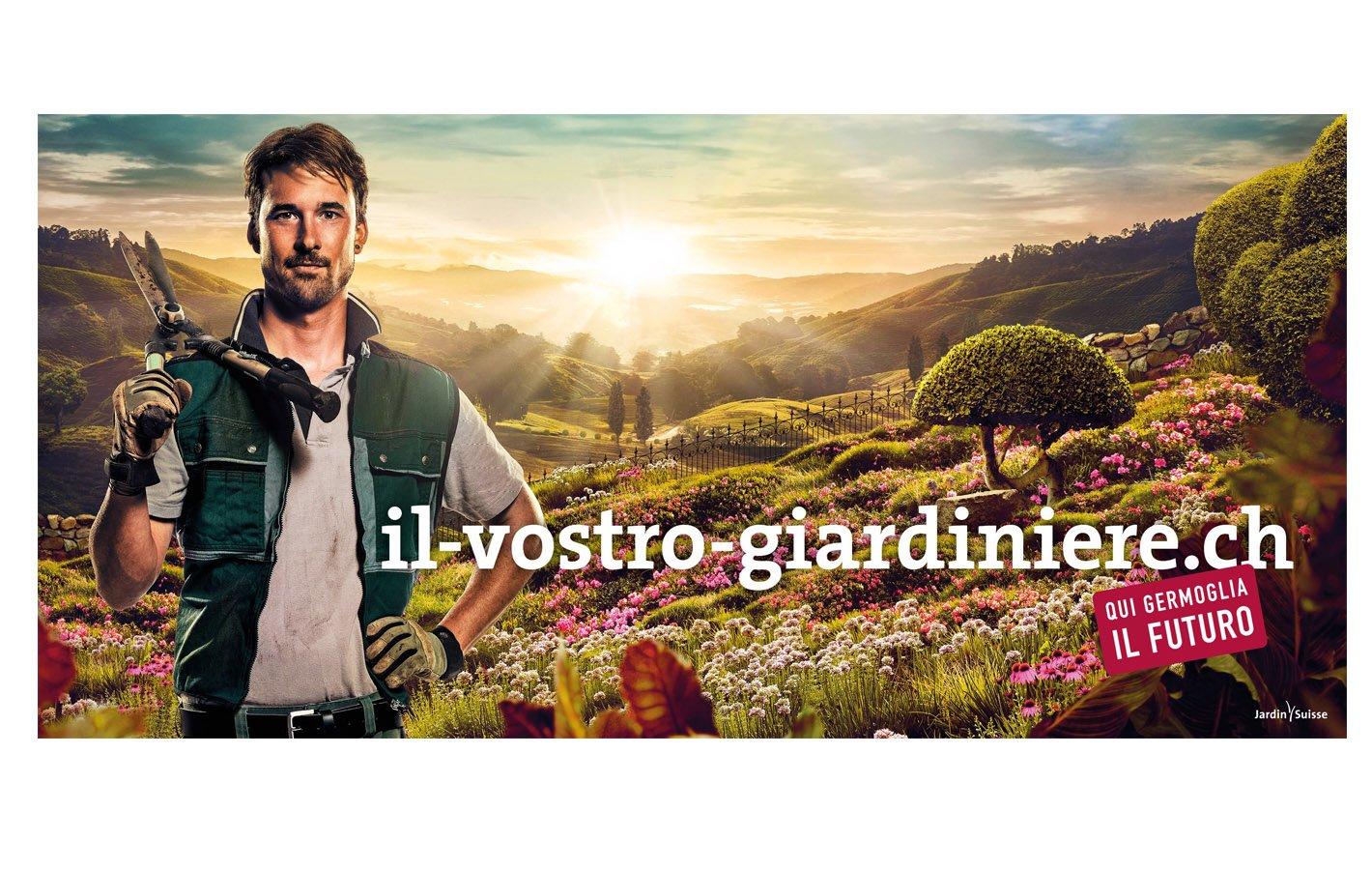 ihr Gärtner hero Italienisch