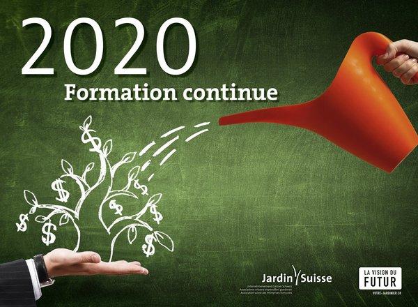 Cours de formation 2020