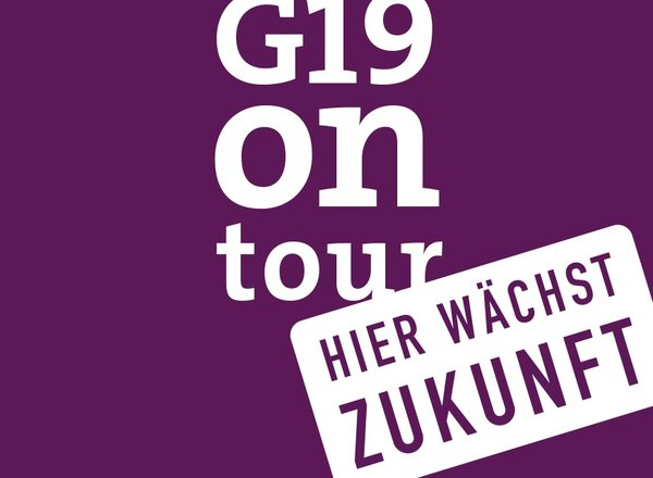 Logo G19 News