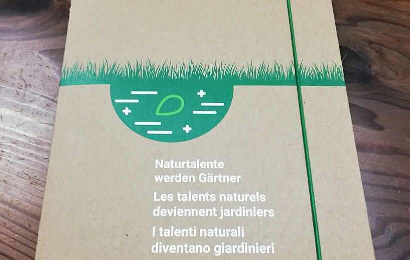 Naturtalente werden Gärtner