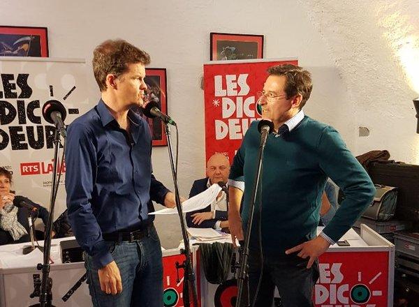 Olivier Marc les Dicodeurs