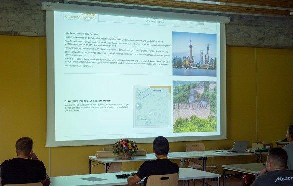 SwissSkills 2020 Tag 1