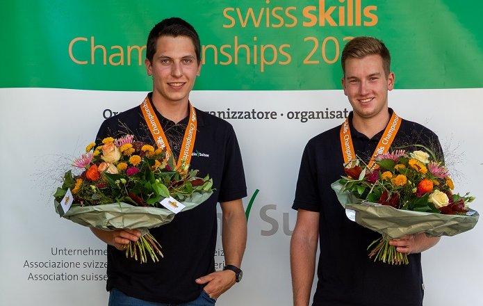 SwissSkills 2020 Tag 4