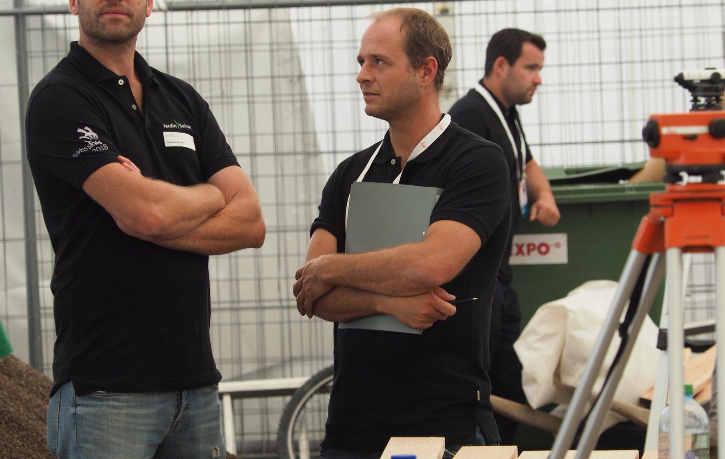 SwissSkills 2018 Bern 3. Wettkampftag