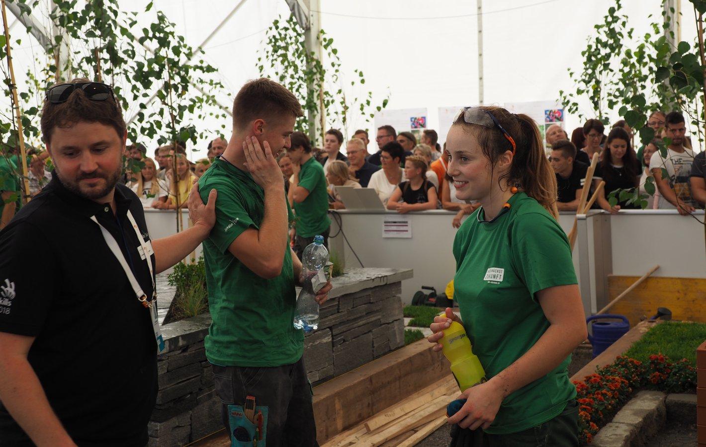 SwissSkills 2018 Bern 4. Wettkampftag
