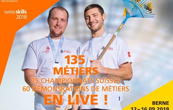 SwissSkills 2018 französisch