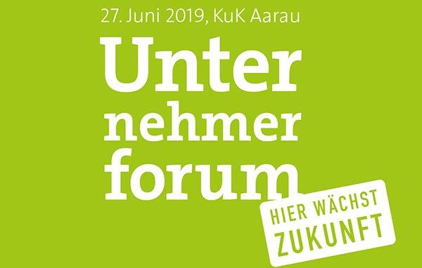Unternehmerforum 2019