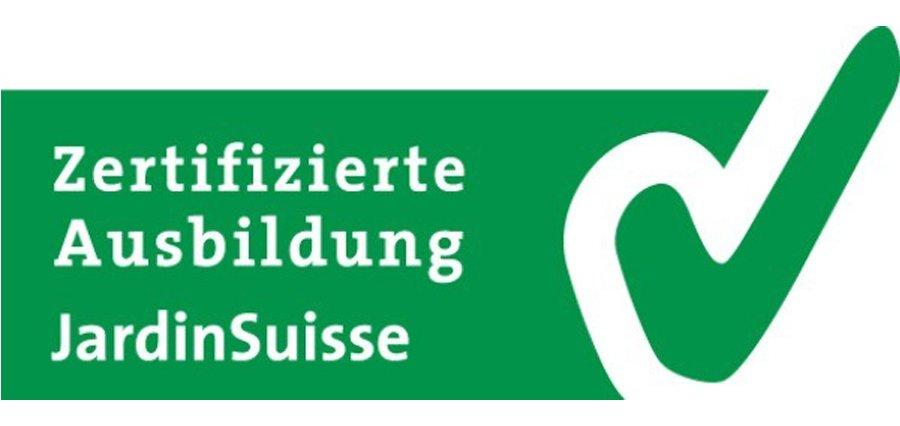 Zertifikat JardinSuisse