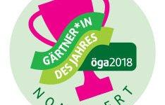 Gärtner des Jahres nominiert