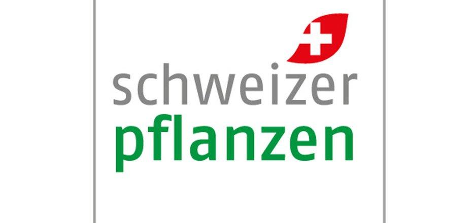 Logo Schweizer Pflanzen